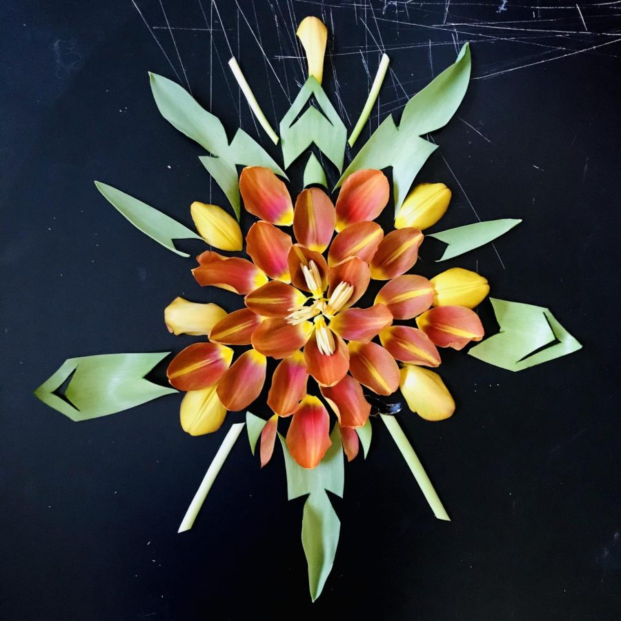 Sculpture+of+a+flower+created+by+Madelynn+Prieboy