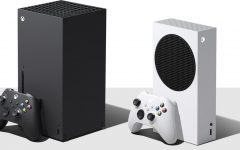 Xbox Series X (left) Series S (right)