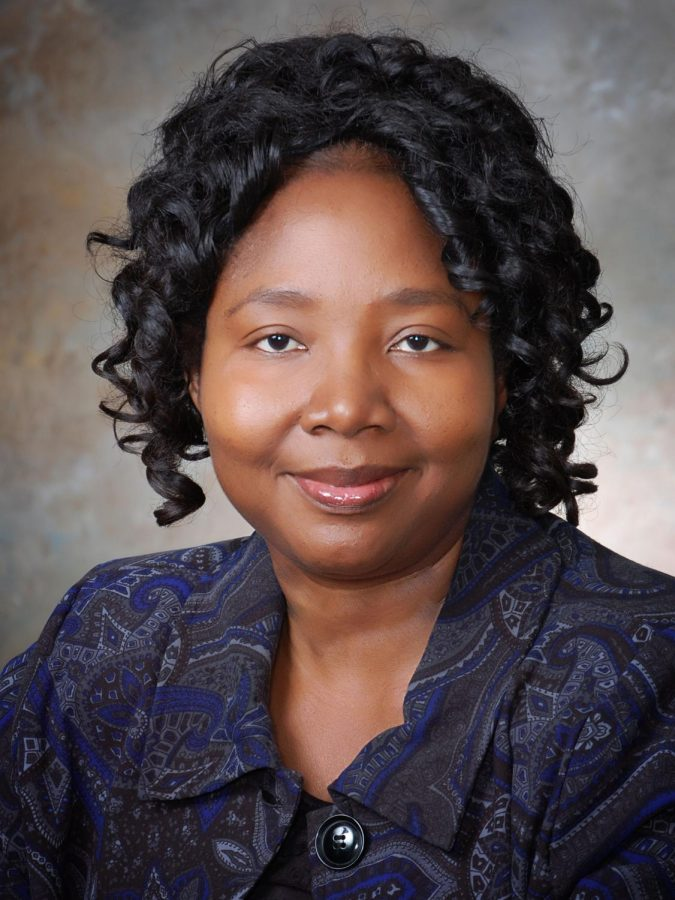Lola Adesanya, GSU's Employee of the Year